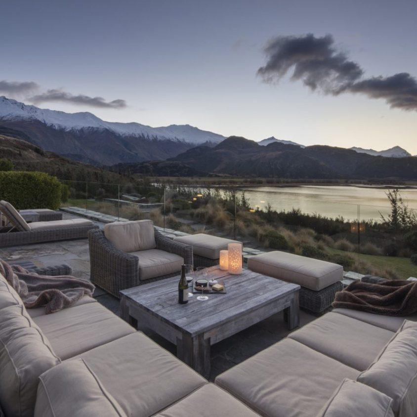 Alojamiento de lujo en Nueva Zelanda 16