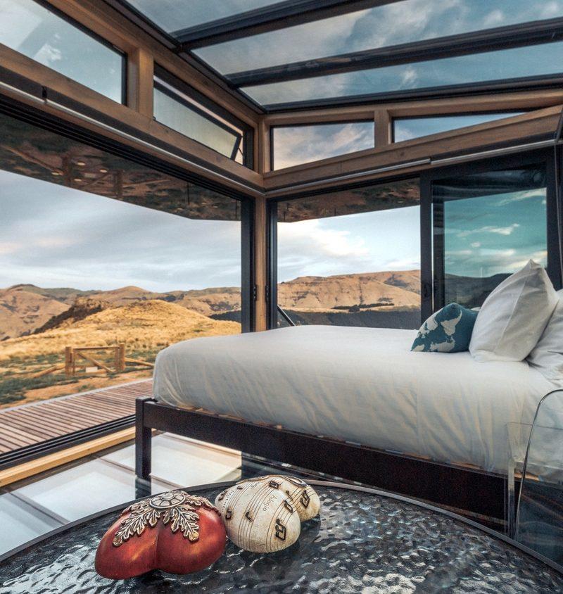 Alojamiento de lujo en Nueva Zelanda 10