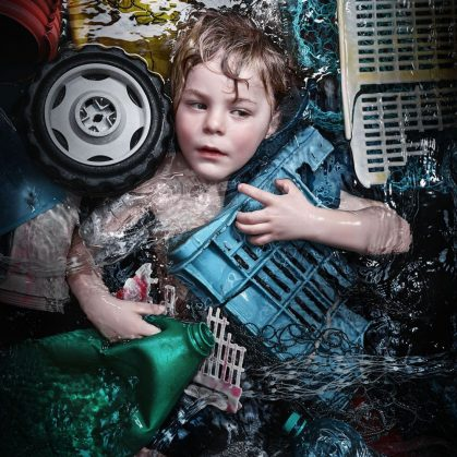 Arte submarino para reflexionar 16