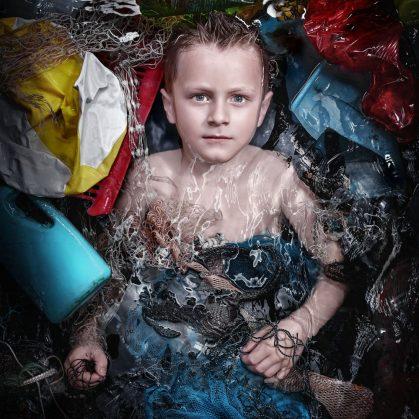 Arte submarino para reflexionar 5