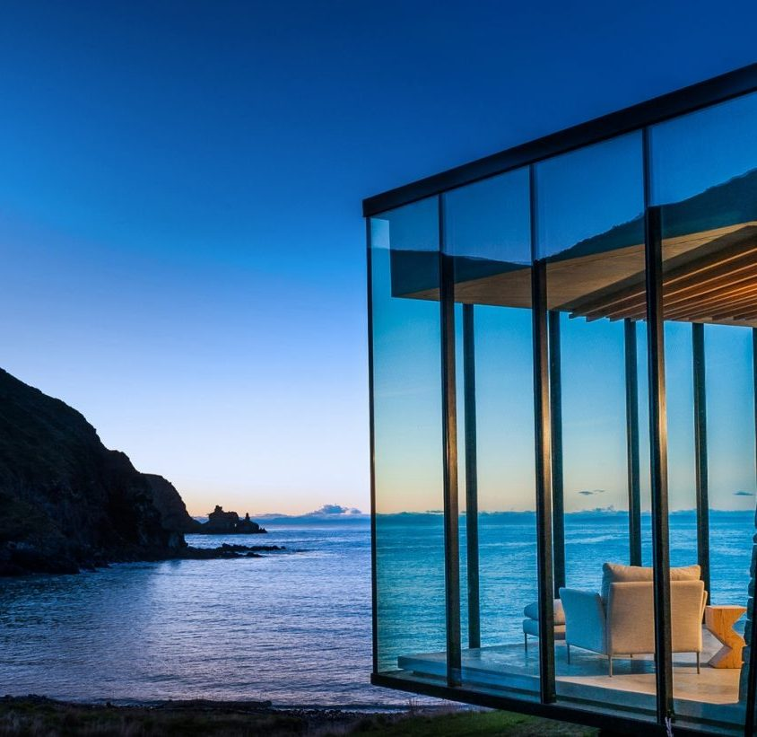 Alojamiento de lujo en Nueva Zelanda 3
