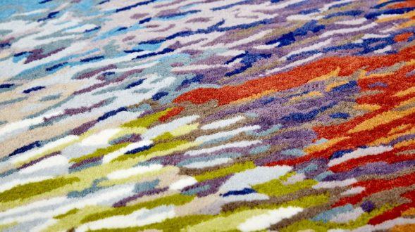 Las alfombras Nodus dan la vuelta al mundo 22