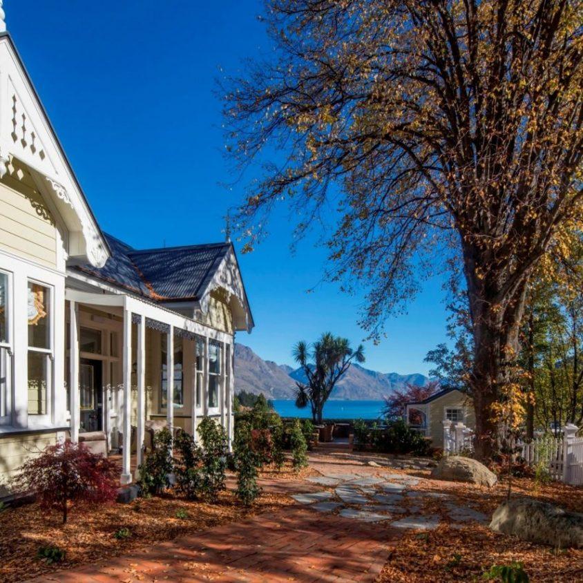 Alojamiento de lujo en Nueva Zelanda 25