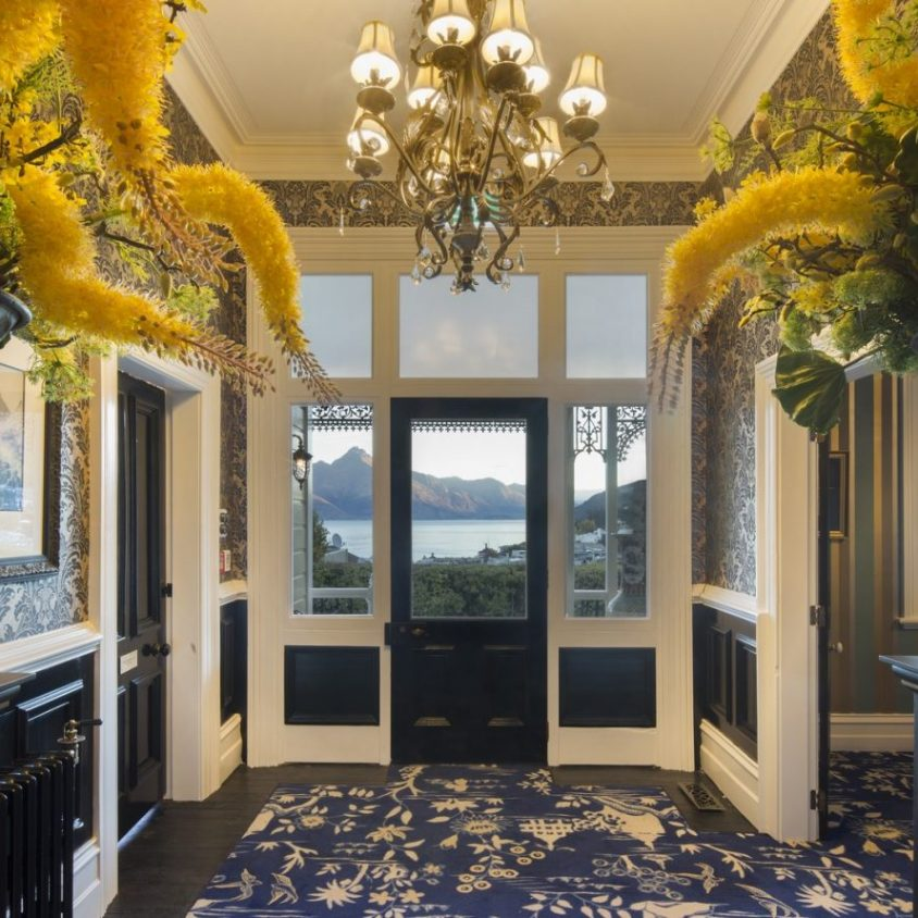 Alojamiento de lujo en Nueva Zelanda 23