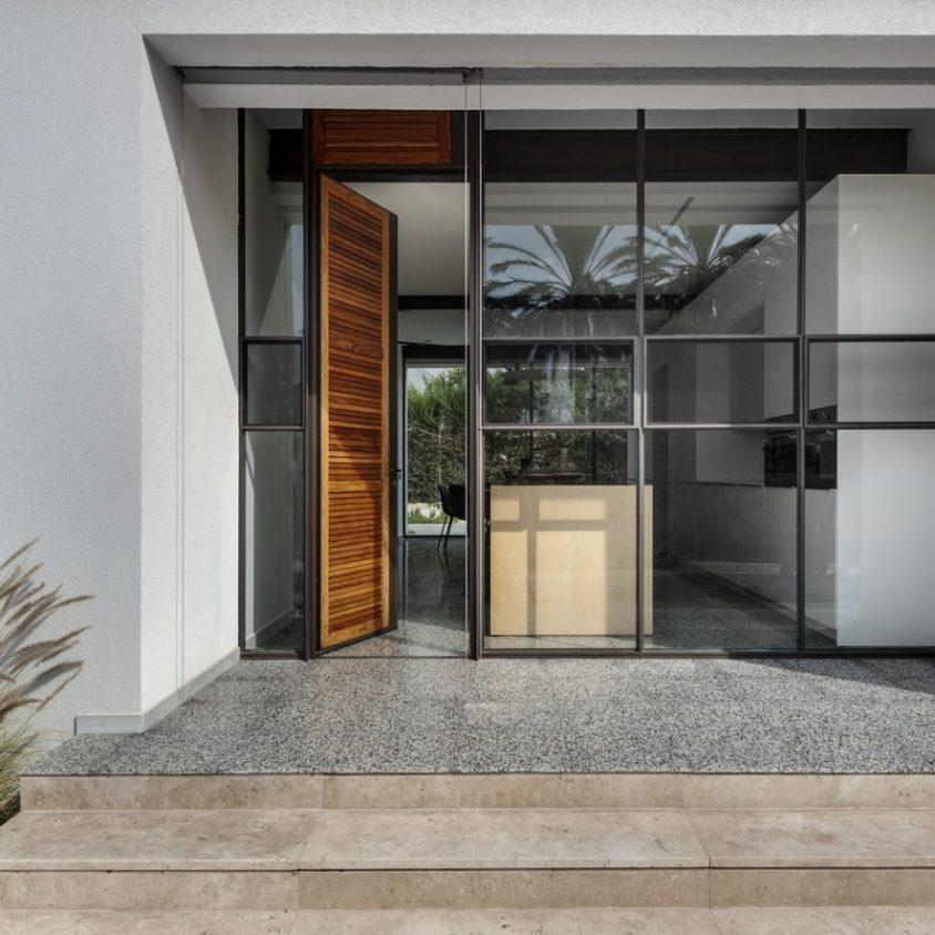 Mediterranean Cacti House 8