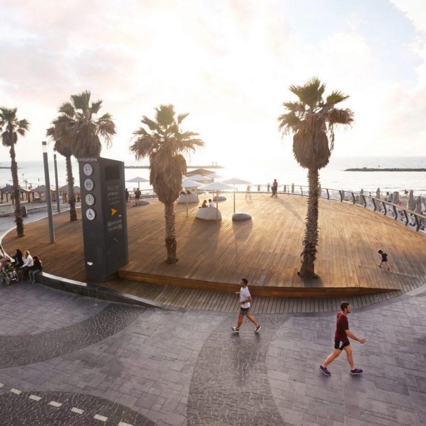 El nuevo paseo marítimo de Tel Aviv 6