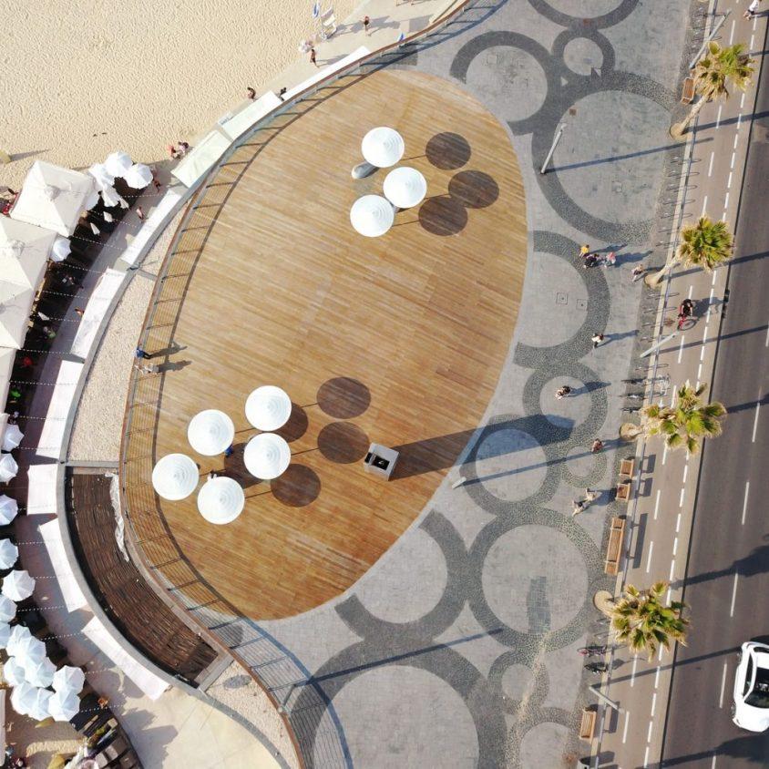 El nuevo paseo marítimo de Tel Aviv 13