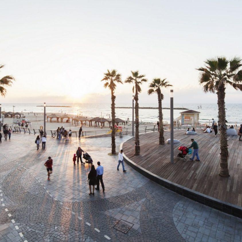 El nuevo paseo marítimo de Tel Aviv 5