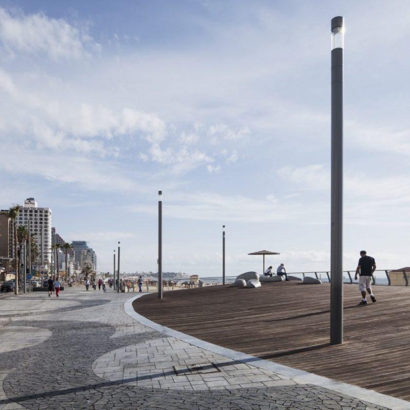 El nuevo paseo marítimo de Tel Aviv 4