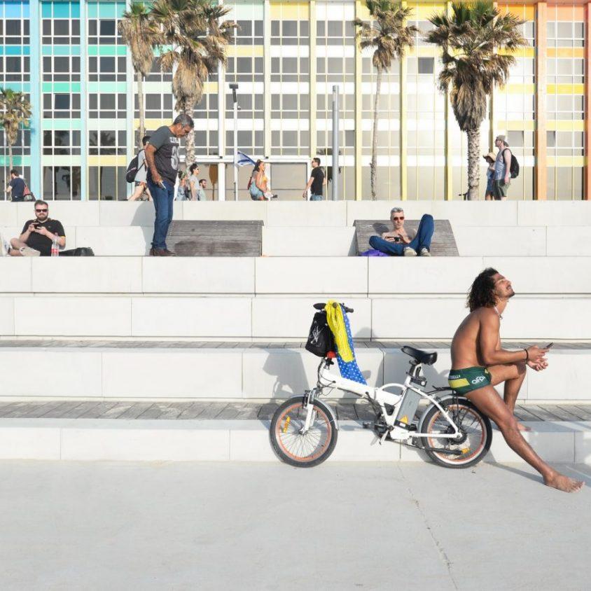 El nuevo paseo marítimo de Tel Aviv 21