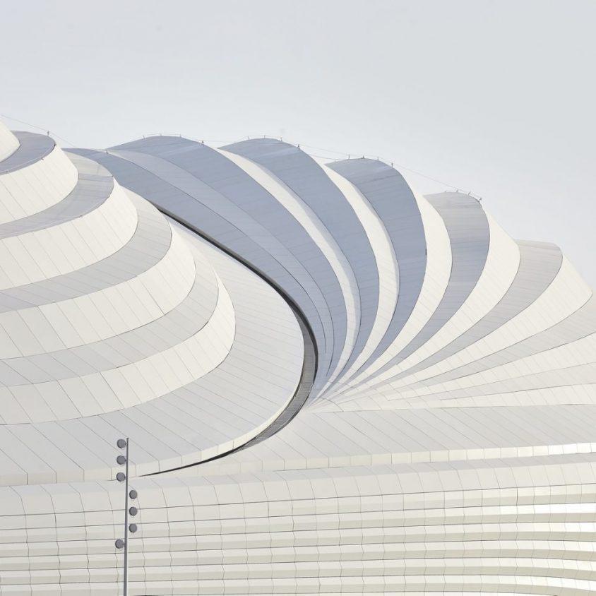 El estadio Al Janoub está listo para el Mundial de Qatar 2022 12