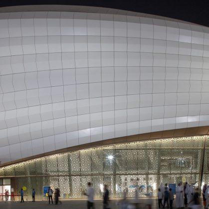 El estadio Al Janoub está listo para el Mundial de Qatar 2022 18