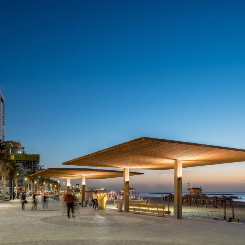 El nuevo paseo marítimo de Tel Aviv 16