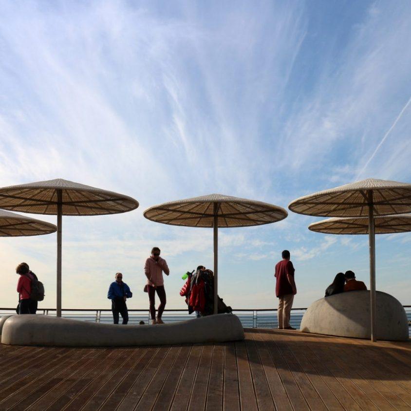 El nuevo paseo marítimo de Tel Aviv 14