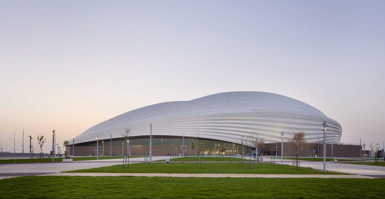 El estadio Al Janoub está listo para el Mundial de Qatar 2022 26