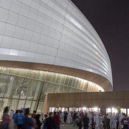 El estadio Al Janoub está listo para el Mundial de Qatar 2022 19