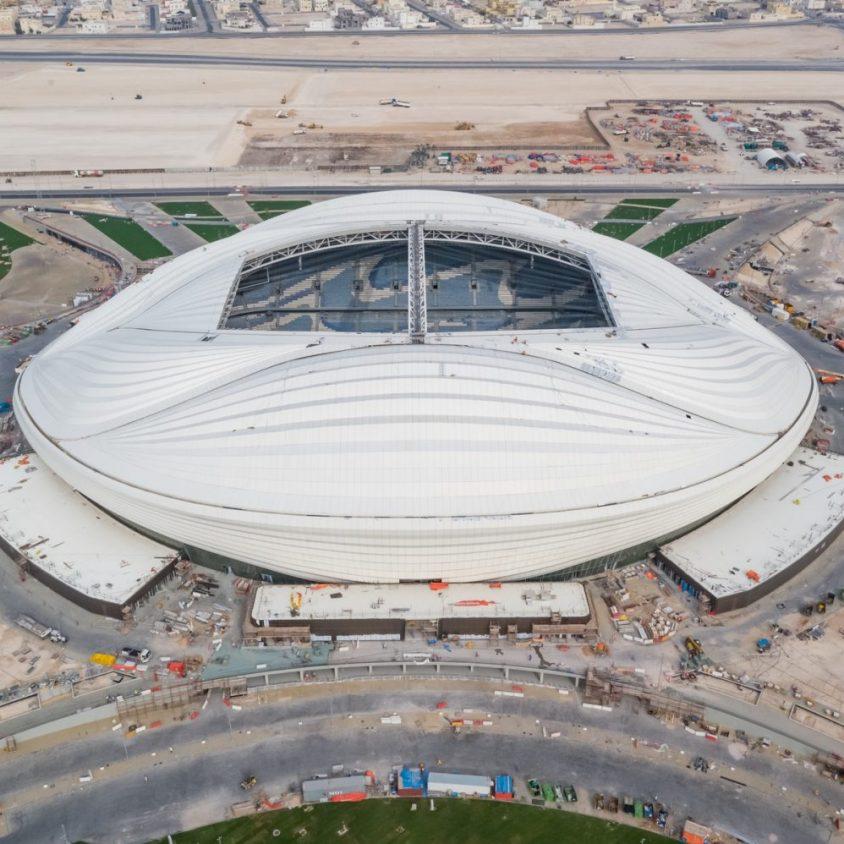 El estadio Al Janoub está listo para el Mundial de Qatar 2022 9