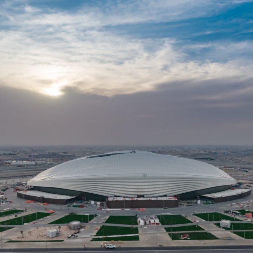 El estadio Al Janoub está listo para el Mundial de Qatar 2022 2