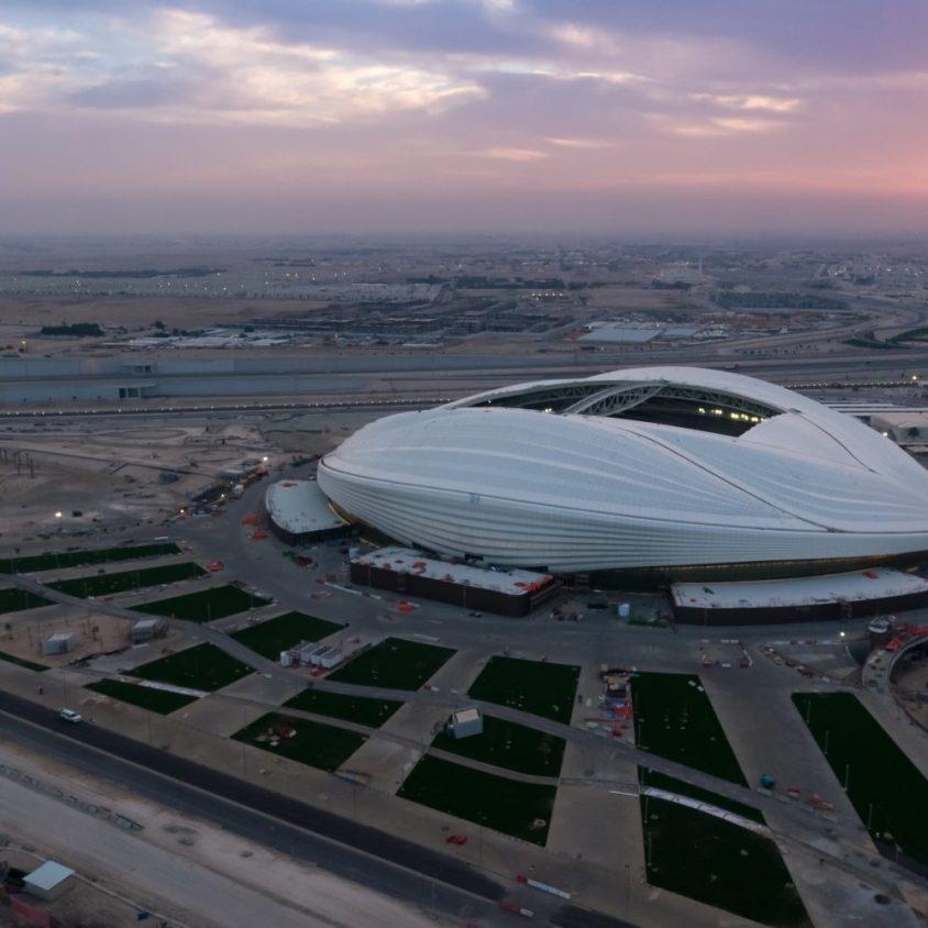 El estadio Al Janoub está listo para el Mundial de Qatar 2022 10