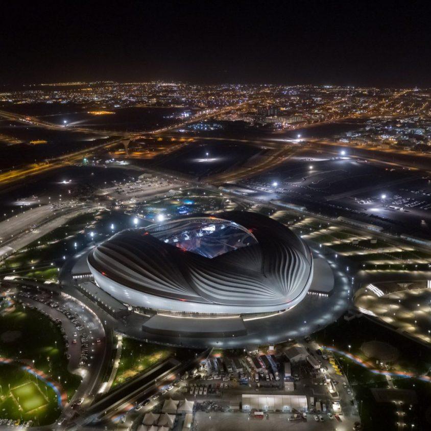 El estadio Al Janoub está listo para el Mundial de Qatar 2022 3