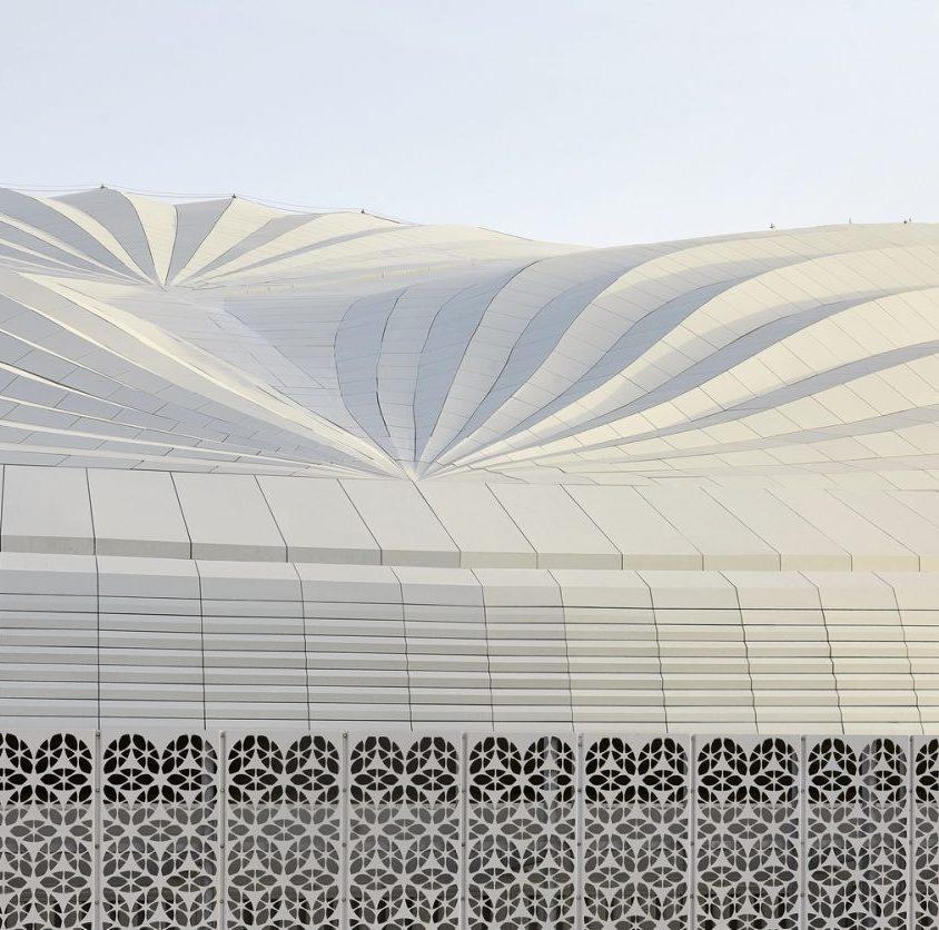 El estadio Al Janoub está listo para el Mundial de Qatar 2022 13