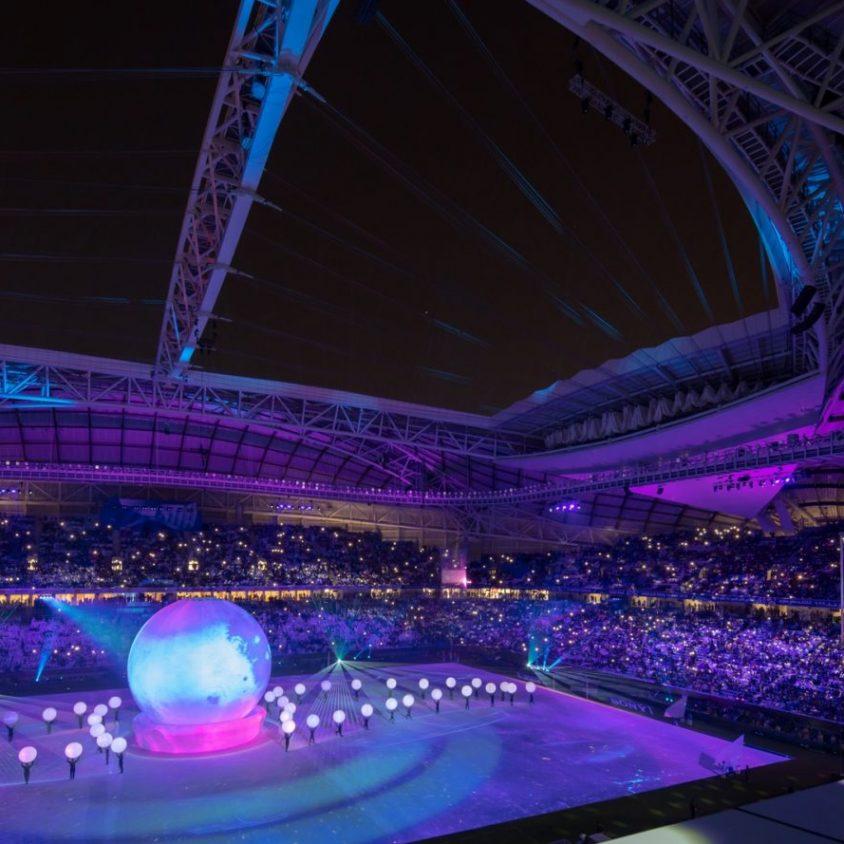 El estadio Al Janoub está listo para el Mundial de Qatar 2022 4