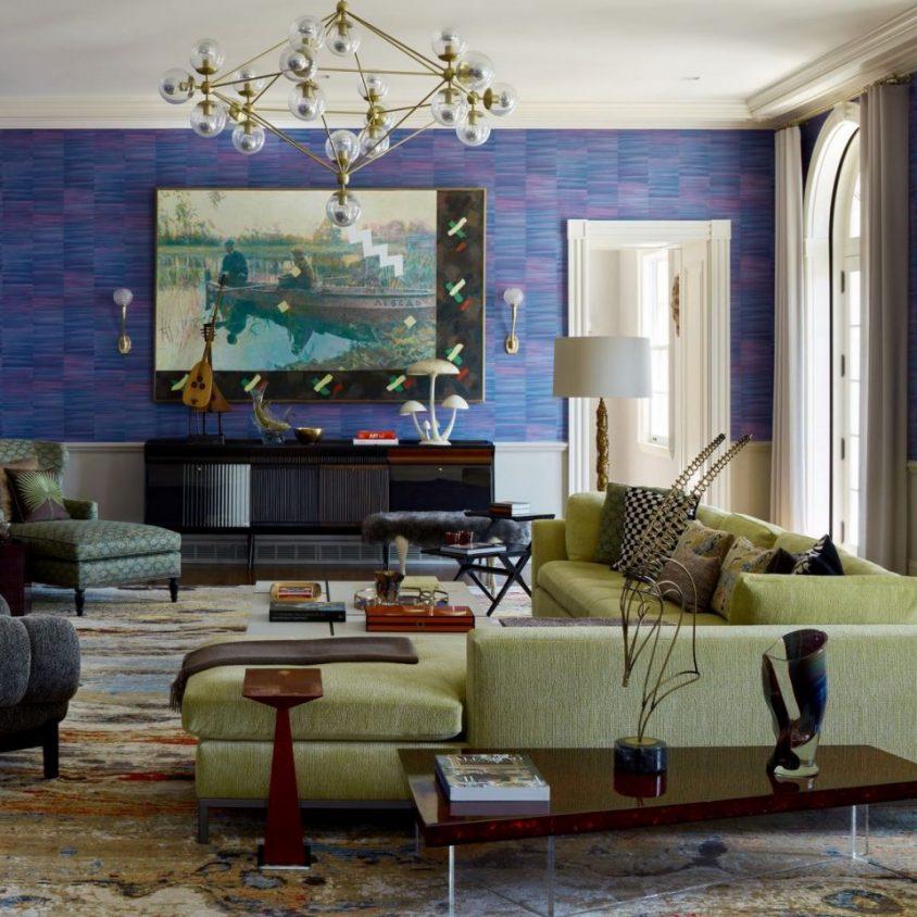 Reinventar la casa combinando estilos 1