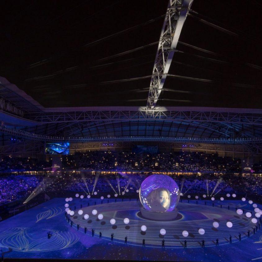 El estadio Al Janoub está listo para el Mundial de Qatar 2022 25
