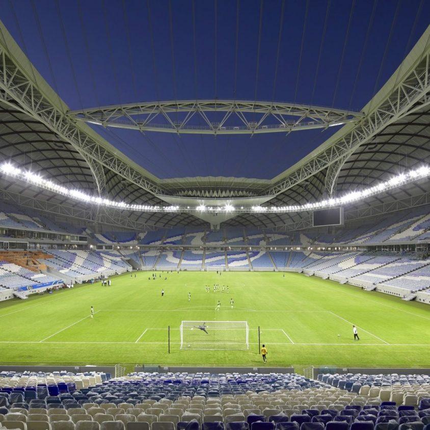 El estadio Al Janoub está listo para el Mundial de Qatar 2022 20