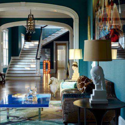 Reinventar la casa combinando estilos 15
