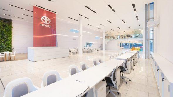 Toyota Centro Motor 27