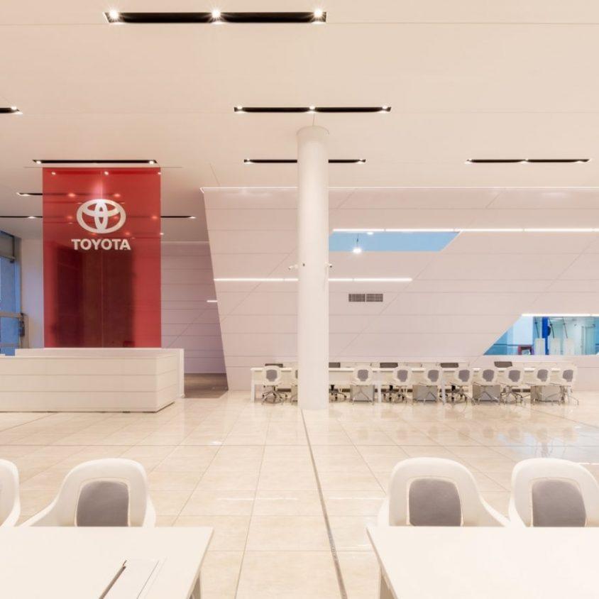 Toyota Centro Motor 12