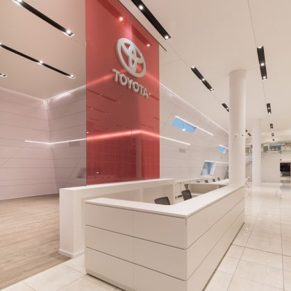 Toyota Centro Motor 8