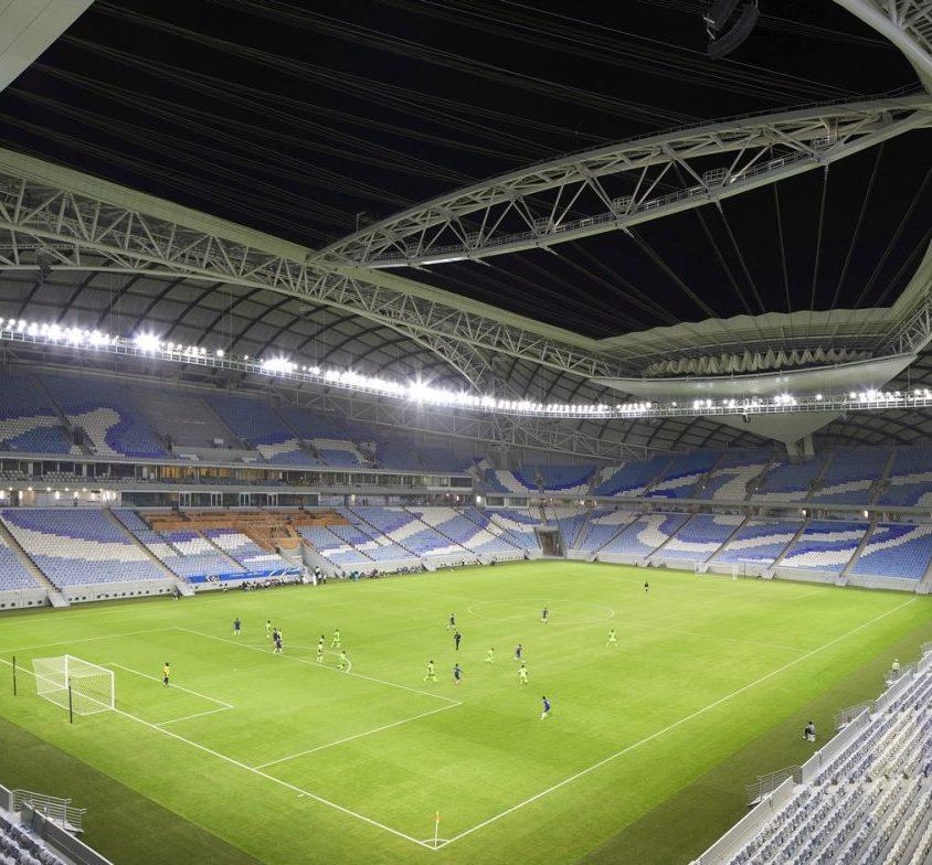El estadio Al Janoub está listo para el Mundial de Qatar 2022 22