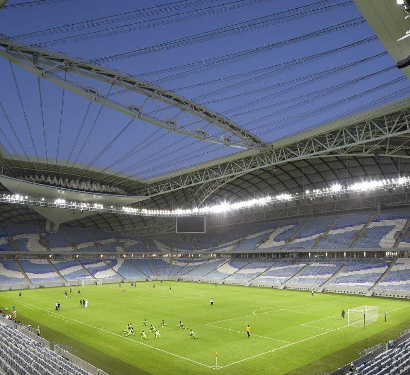 El estadio Al Janoub está listo para el Mundial de Qatar 2022 24
