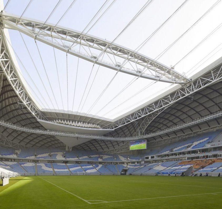 El estadio Al Janoub está listo para el Mundial de Qatar 2022 15