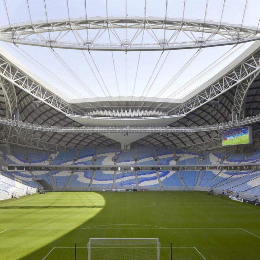 El estadio Al Janoub está listo para el Mundial de Qatar 2022 14