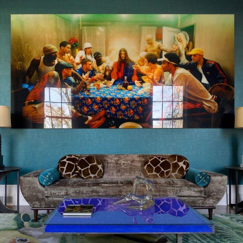 Reinventar la casa combinando estilos 7