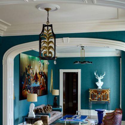 Reinventar la casa combinando estilos 10