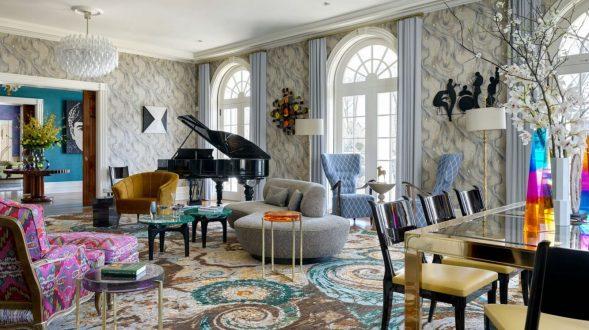 Reinventar la casa combinando estilos 4