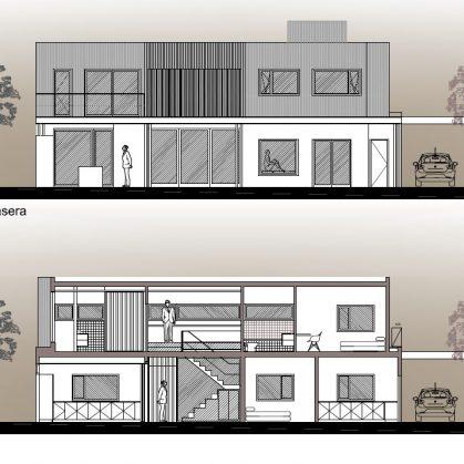 Casa de La Huella 6