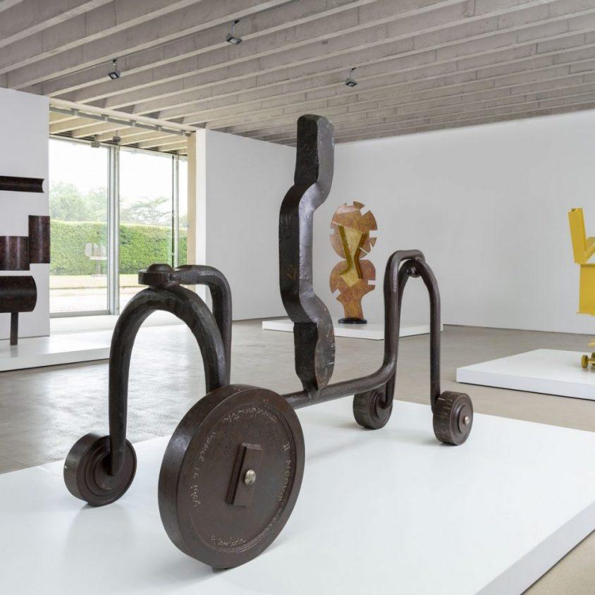 Arte e instalaciones en Yorkshire Sculpture 10