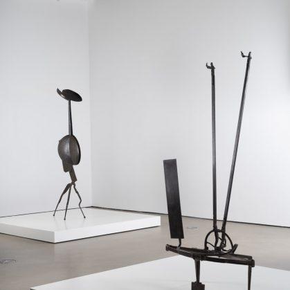 Arte e instalaciones en Yorkshire Sculpture 19