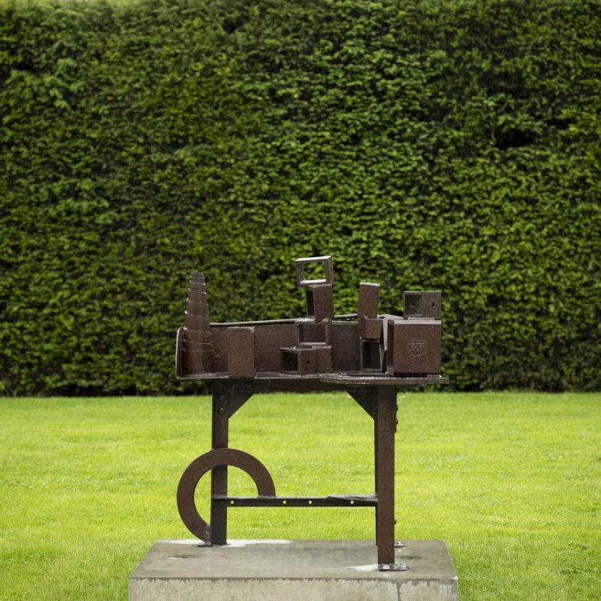 Arte e instalaciones en Yorkshire Sculpture 22