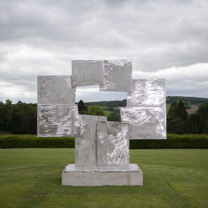 Arte e instalaciones en Yorkshire Sculpture 18