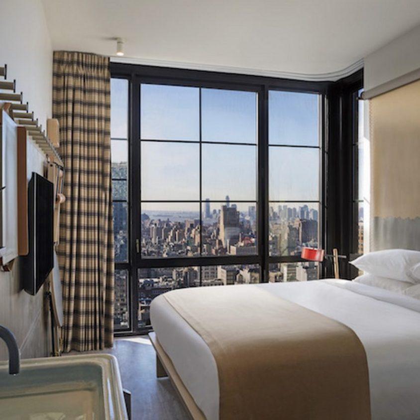 Moxy Chelsea quiere sobresalir en Manhattan 14