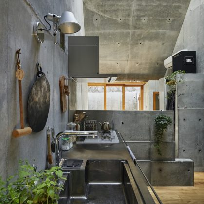 Concreto a la vista: Love2 House 13