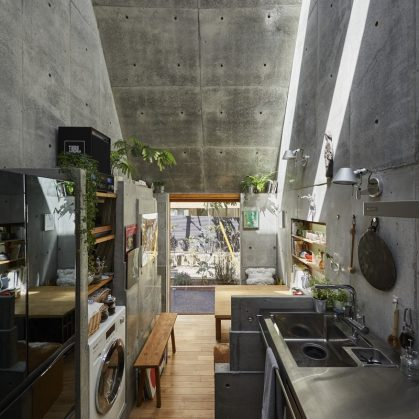 Concreto a la vista: Love2 House 12