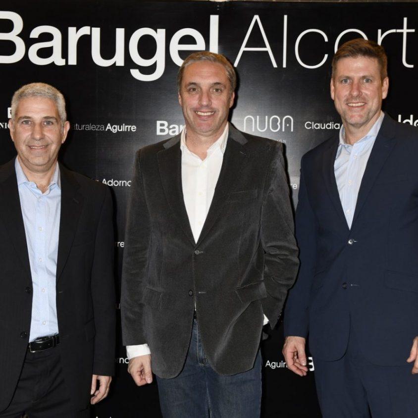 Inauguración de Barugel Alcorta 3