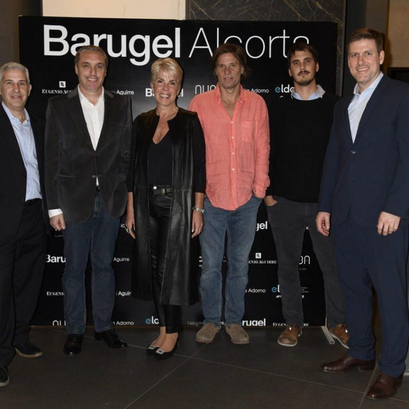 Inauguración de Barugel Alcorta 6